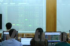 Tâm lý thị trường thận trọng, hai sàn niêm yết đóng cửa trong sắc xanh