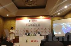 SCG-Thái Lan trở thành nhà tài trợ chính của Hanoi FC