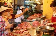 Mưa bão và lũ quét đẩy chỉ số giá ngành lương thực lên 0,14%