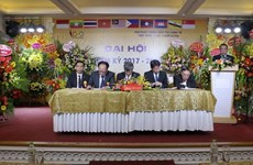 Thứ trưởng PMI làm Chủ tịch Hội phát triển kinh tế Việt-Lào-Campuchia