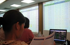 Dòng tiền gần 12.000 tỷ đồng không lực kéo VN-Index ra khỏi sắc đỏ