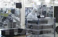 Chỉ số sản xuất toàn ngành công nghiệp tháng Mười tăng 7,7%