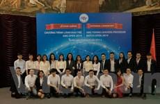 Chương trình Lãnh đạo Trẻ ABG Open 2019 chính thức khởi động