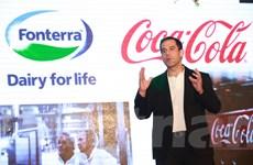 Coca-Cola 'bắt tay' Fonterra gia nhập thị trường sữa Việt Nam