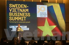 Doanh nghiệp Thụy Điển tìm kiếm cơ hội đầu tư tại Việt Nam