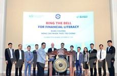 HoSE 'Rung chuông nâng cao nhận thức tài chính' năm 2019
