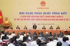 'Phát triển kinh tế tập thể cần tuân theo nguyên tắc thị trường'