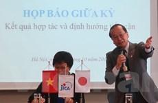 JICA cam kết hỗ trợ Việt Nam trong các chiến lược dài hạn