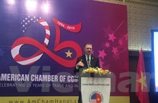 AmCham cam kết là cầu nối giúp doanh nghiệp Mỹ đến Việt Nam