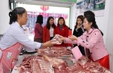 Giá thịt lợn ''leo thang'' khiến CPI tháng 11 biến động tăng 0,96%