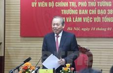 Phó thủ tướng yêu cầu Hải quan xử lý nghiêm các công chức biến chất