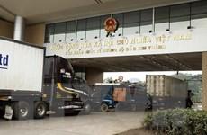 2.500 xe hàng hóa ùn ứ tại các cửa khẩu giáp Trung Quốc mỗi ngày