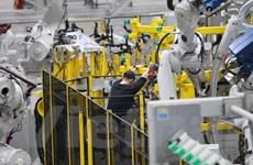 Chỉ số sản xuất công nghiệp cả nước trong tháng Năm tăng 11,2%