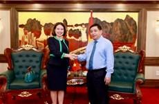 Australia hỗ trợ Việt Nam ứng phó lâu dài đối với đại dịch COVID-19