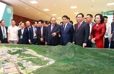 Hà Nội gọi được 17,6 tỷ USD vốn tại Hội nghị xúc tiến đầu tư