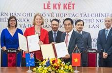 Việt Nam và New Zealand tăng cường hợp tác trong lĩnh vực tài chính