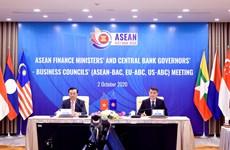 ASEAN: Đánh giá triển khai hợp tác tài chính trong khu vực