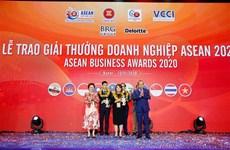 Tập đoàn An Phát ghi danh tại Giải thưởng Doanh nghiệp ASEAN 2020