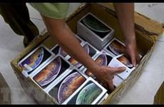 Tháng 11: Hải quan bắt giữ hàng hóa buôn lậu lên tới 275 tỷ đồng