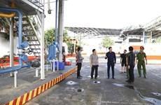 Bộ Công an: 'Đại án' buôn lậu xăng giả ở Đồng Nai có hải quan bảo kê