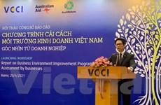 'Thách thức cải thiện môi trường kinh doanh sẽ khó khăn hơn'