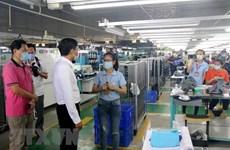 Chỉ số sản xuất công nghiệp vẫn tăng 1,6% trong bối cảnh COVID-19