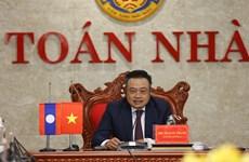 Việt Nam và Lào tăng cường hợp tác trong hoạt động kiểm toán Nhà nước