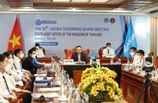 ASOSAI: Hợp tác chuyên nghiệp và sẵn sàng ứng phó trước các thách thức