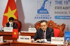 Nhìn lại nhiệm kỳ Chủ tịch ASOSAI 2018-2021 của Việt Nam