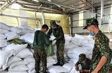Chậm nhất ngày 8/10 có đủ gạo xuất cấp hỗ trợ cho TP.Hồ Chí Minh
