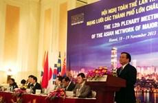 ANMC21: Điểm nhấn quy hoạch và năng lượng đô thị