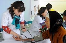 Khám bệnh miễn phí cho người dân tỉnh Điện Biên