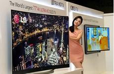 Tivi OLED LG giành giải sáng tạo công nghệ của năm