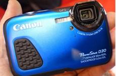 Máy ảnh Canon chụp ở độ sâu 25m nước không cần bảo vệ