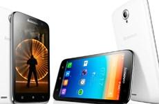 Smartphone cấu hình mạnh, giá rẻ của Lenovo lên kệ