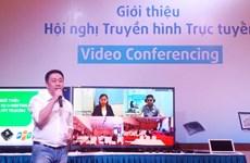 FPT cung cấp giải pháp hội nghị trực tuyến thế hệ mới