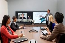 """""""Ông lớn"""" công nghệ hợp tác cung cấp hội nghị truyền hình"""