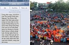 Các nhà mạng nhắn tin tuyên truyền công điện của Thủ tướng