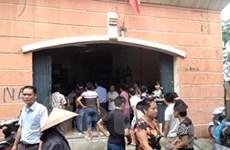 Hà Nội: Rơi vào hộp kỹ thuật thang máy, một người tử vong