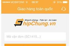 Ra mắt ứng dụng giao hàng cho di động đầu tiên tại Việt Nam