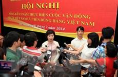 Xây dựng bộ chỉ số về giới trong truyền thông tại Việt Nam