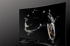 """LG khoe """"siêu TV OLED cong"""" tại triển lãm điện tử tiêu dùng IFA"""
