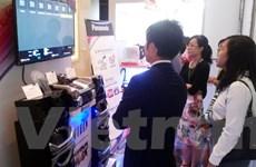 Trình diễn sản phẩm công nghệ chất lượng Nhật Bản tại Việt Nam