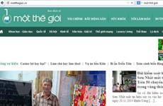 5 báo bị phạt vì đăng thông tin ảnh hưởng xấu tới uy tín Hà Nội