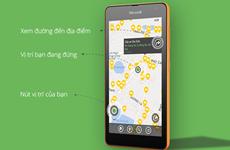 Ra mắt ứng dụng tìm địa điểm trên hệ điều hành Windows Phone
