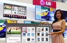 """LG """"bội thu"""" giải thưởng tại triển lãm quốc tế điện tử tiêu dùng"""