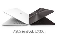 Asus bán ultrabook mỏng nhất thế giới tại với giá 18 triệu đồng