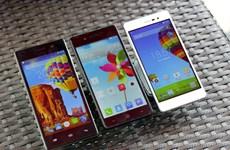 Massgo đưa smartphone dùng chip lõi tám, giá 3,5 triệu đồng lên kệ