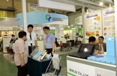 Trình diễn công nghệ tiên tiến của Hàn Quốc tại Entech 2015