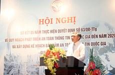 Ứng phó tấn công mạng ở Việt Nam còn bị động, chưa kịp thời